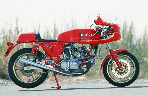 DUCATI 900SS M.H.R.